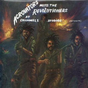 Image for 'Aggrovators And Revolutionaries'