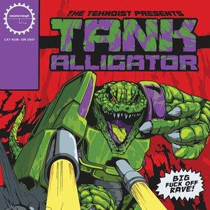 """Tank Alligator""的封面"