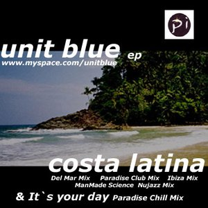 Image for 'UNIT BLUE - COSTA LATINA EP'