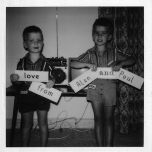 Immagine per 'Love from Alan and Paul'