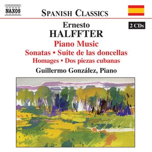 Image for 'Halffter, E.: Piano Music'