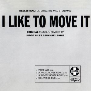 Image for 'I Like To Move It'