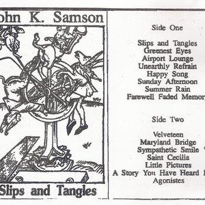 Immagine per 'Slips and Tangles'