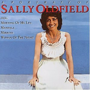 """A Portrait of Sally Oldfield""的封面"