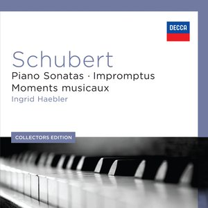 Image pour 'Schubert: The Piano Sonatas'