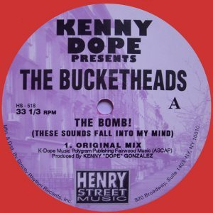 "Image for 'Kenny ""Dope"" presents The Bucketheads 2'"