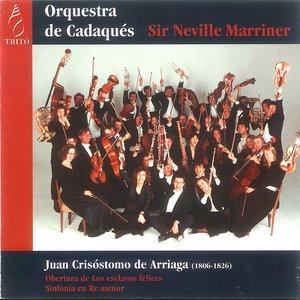 Image for 'Arriaga: Obertura de los Esclavos Felices & Sinfonía en D Minor'