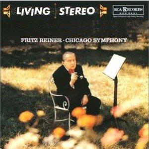 Image for 'Fritz Reiner - Chicago SO'