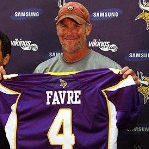 Image for 'Brett Favre'