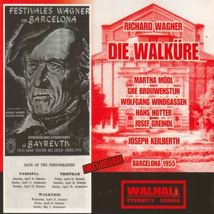 Image for 'Die Walküre : Act I : Prelude'