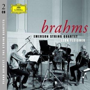 Imagem de 'Brahms: String Quartets & Piano Quintet'