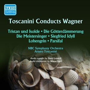 Image for 'Toscanini Conducts Wagner (1946-1952)'