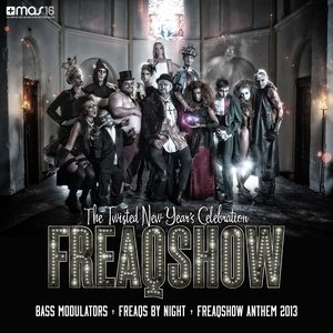 Image for 'Freaqs By Night (Freaqshow Anthem 2013)'