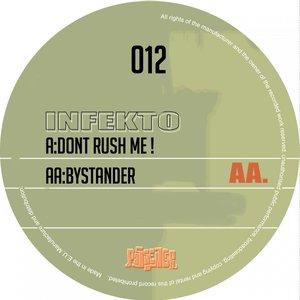 Image for 'Bystander / Don't Rush Me'