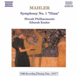 Imagem de 'MAHLER: Symphony No. 1, 'Titan''