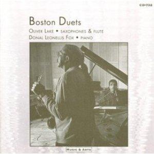 Image for 'Lake / Fox: Boston Duets'