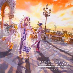 Image pour 'ARIA The ORIGINATION ORIGINAL SOUNDTRACK tre'