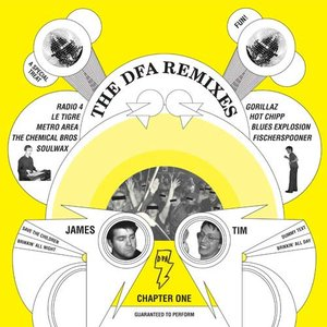 Bild für 'The DFA - Remixes Chapter One'