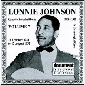 Image for 'Lonnie Johnson Vol. 7 (1931 - 1932)'