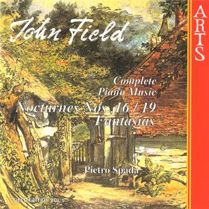 Image for 'Field: Complete Piano Music Vol. 5'