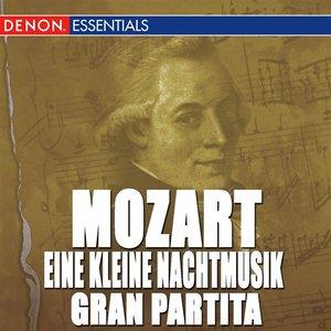 Image for 'Mozart: Eine Kleine Nachtmusik & 'Gran Partita' Serenades'