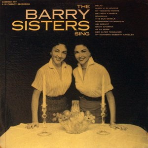 Immagine per 'The Barry Sisters Sing'