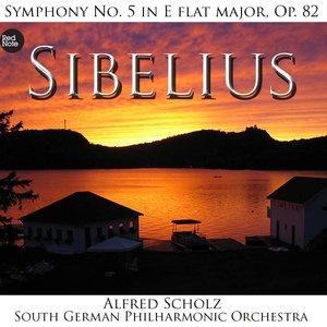 Image for 'Sibelius: Symphony No. 5 in E flat major, Op. 82'