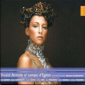 Image for 'Vivaldi : Armida al campo d'Egitto'