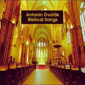 Bild för 'Biblical Songs (Písně biblické), op.99 - Vladimír Roubal / organ, Petr Matuszek / baritone'