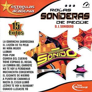 Image for 'Rolas Sonideras de Pegue'