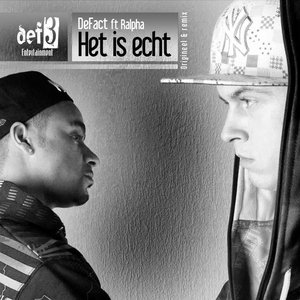 Image for 'Het is Echt (Original & Remix)'