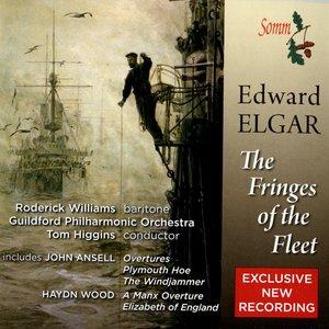 Image for 'Elgar: The Fringes of the Fleet'