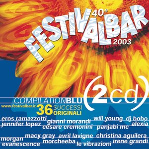 Image for 'Festivalbar Blu 2003'