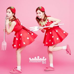 Image for 'Crayon Pop - Strawberry Milk'