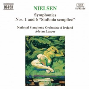 """NIELSEN, C.: Symphonies Nos. 1 and 6, 'Sinfonia Semplice'""的图片"