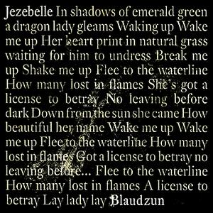 Blaudzun - Jezebelle