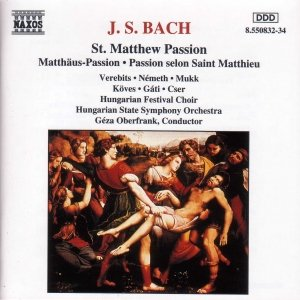 Image for 'Bach, J.S.: St. Matthew Passion'