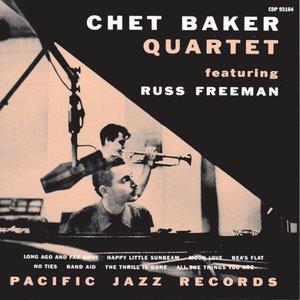 Image for 'The Chet Baker Quartet With Russ Freeman'