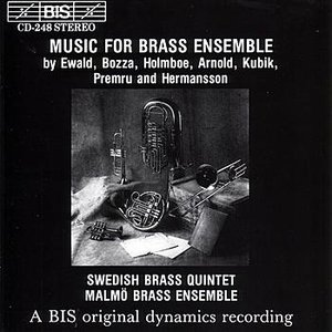 Image for 'Music For Brass Ensemble'