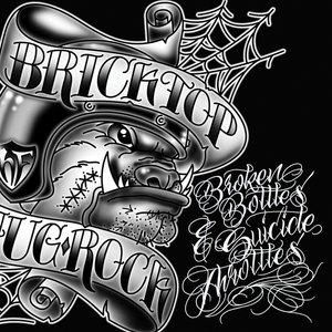 Image for 'Broken Bottles and Suicide Throttles'