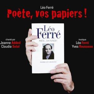 Image for 'Poète, Vos Papiers !'
