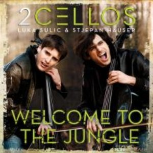 Image for 'Welcome To The Jungle'