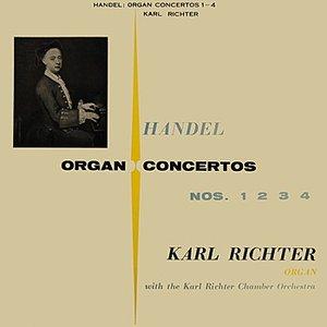 Image for 'Organ Concerto In F, Op. 4, No. 4: I. Allegro / II. Andante / III. Adagio-Allegro'