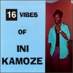 Image for '16 Vibes of Ini Kamoze'