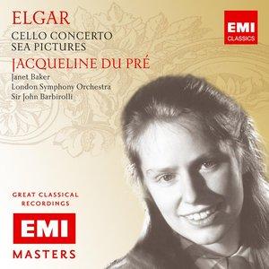 Image for 'Elgar: Cello Concerto; Sea Pictures'