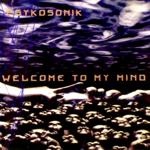 Image for 'Welcome to My Mind'