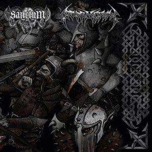 Image for 'Stormcrow/Sanctum Split LP'
