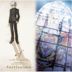 Imagen de 'ef - a tale of memories. ORIGINAL SOUNDTRACK 2 〜fortissimo〜'