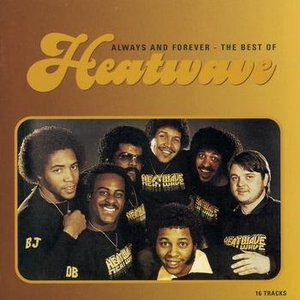 Image pour 'ALWAYS AND FOREVER - THE BEST OF HEATWAVE'