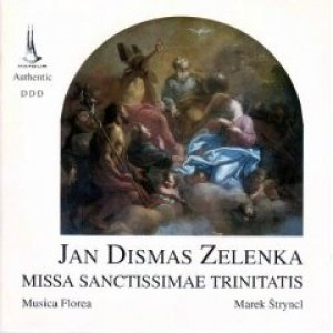 Image for 'ZELENKA: Missa Sanctissimae Trinitatis (Musica Florea & vocal soloists, cond.Marek Štrnycl)'